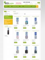 Интернет-магазин водных кулеров и пурифайреов