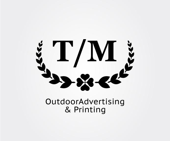 Разработка логотипа  TRIUMPH MEDIA с изображением клевера фото f_50730ae4a871f.jpg