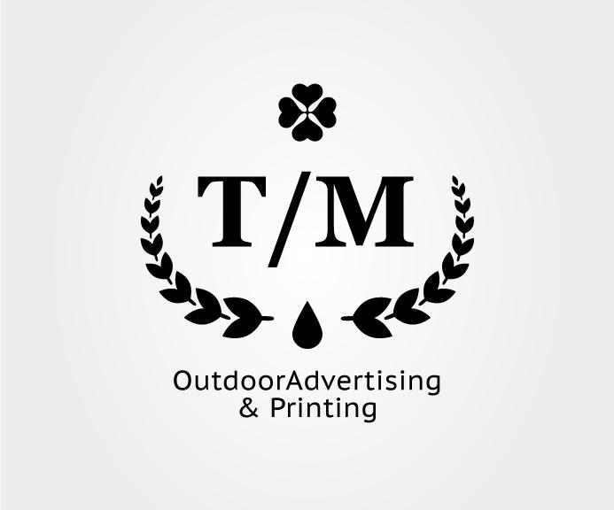 Разработка логотипа  TRIUMPH MEDIA с изображением клевера фото f_50730aea223a0.jpg