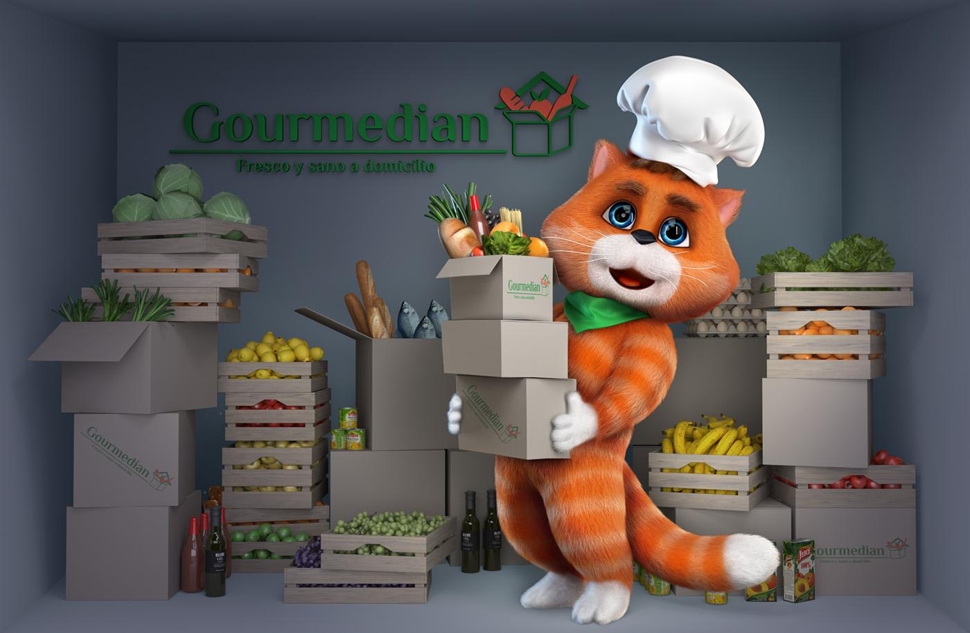 Gourmedian