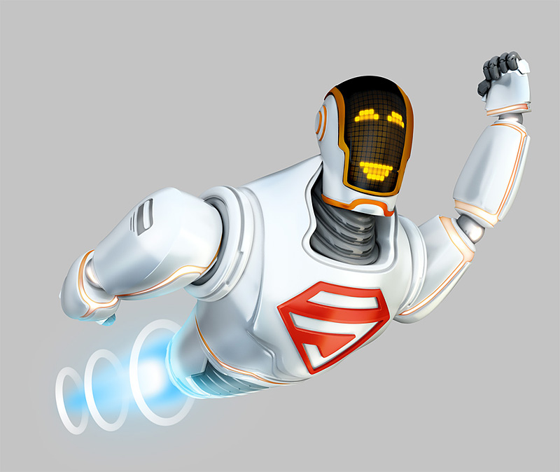Robot SALLEER