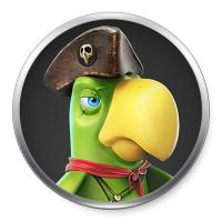 Джек попугай