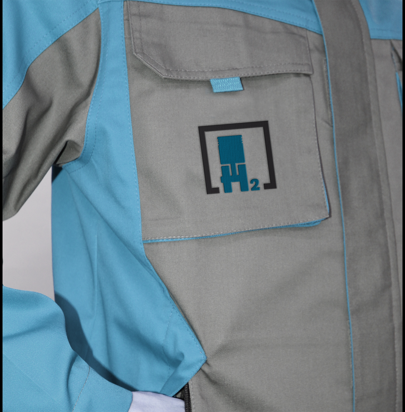 "Разработка фирменного стиля для ""Лаборатории водородной очис фото f_5535dd2861b60167.jpg"