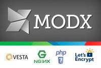 Разработка сайтов под ключ на CMS MODX