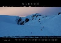 Календарь ELBRUS 2007 (апрель)