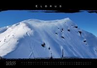 Календарь ELBRUS 2007 (август)