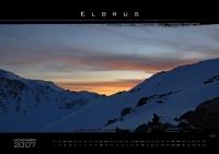 Календарь ELBRUS 2007 (ноябрь)
