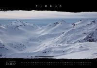 Календарь ELBRUS 2007 (январь)