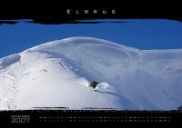 Календарь ELBRUS 2007 (декабрь)