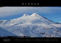 Календарь ELBRUS 2007 (март)