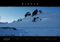 Календарь ELBRUS 2007 (июнь)