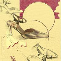 офомление витрин обувной сети (16 магазинов)