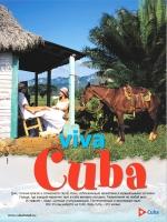 рекламный макет министерства туризма Кубы