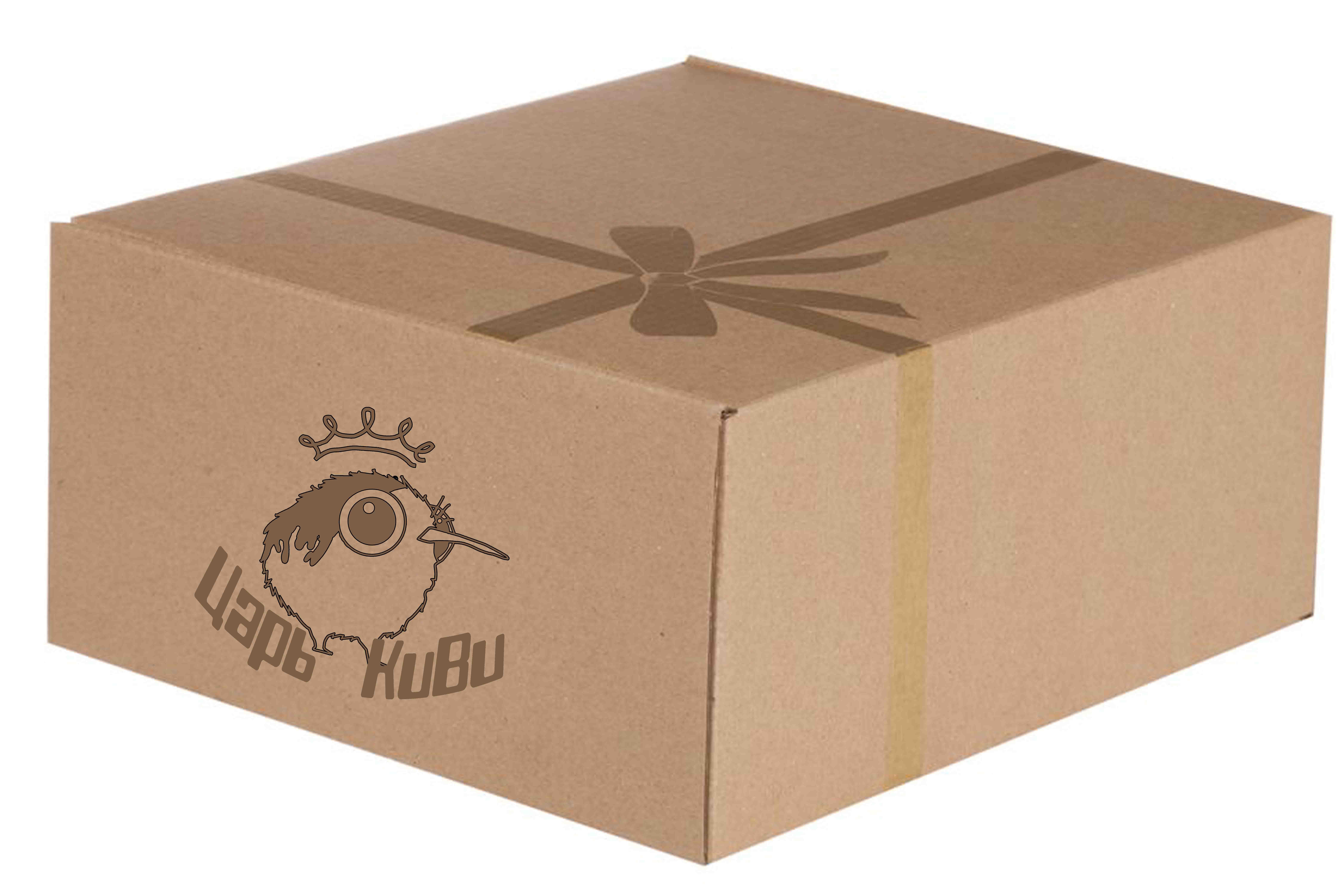 """Доработать дизайн логотипа кафе-кондитерской """"Царь-Киви"""" фото f_1335a043c2f58d66.jpg"""
