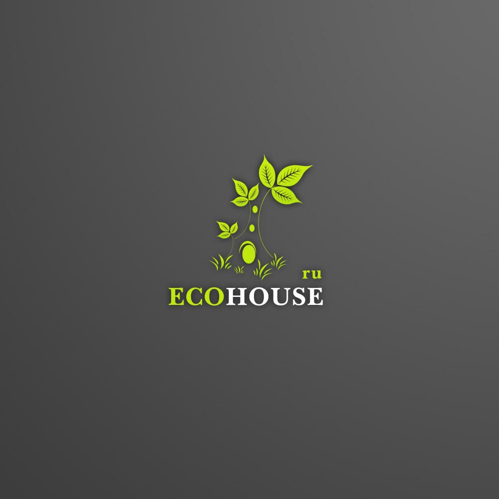 EcoHouse (свободный логотип)