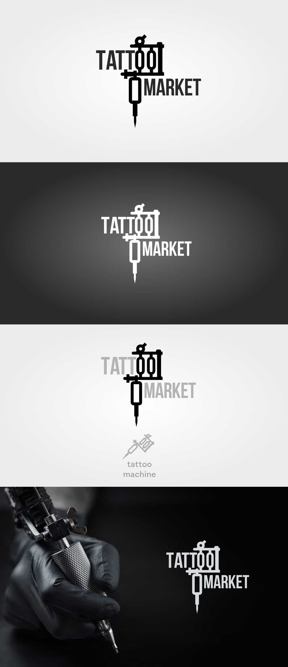 Редизайн логотипа магазина тату оборудования TattooMarket.ru фото f_3575c3c7802d8474.jpg