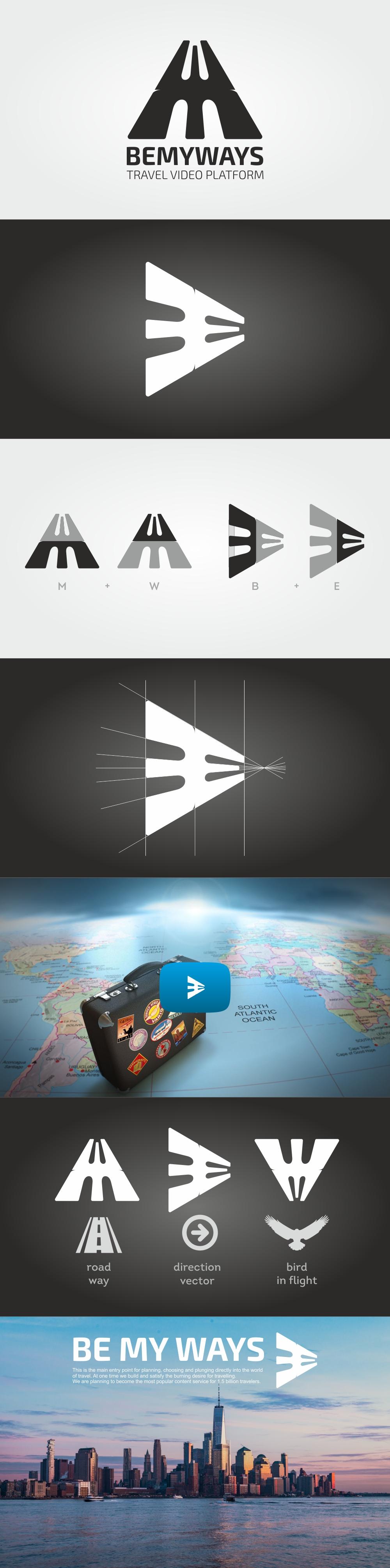 Разработка логотипа и иконки для Travel Video Platform фото f_5545c3769b408173.jpg