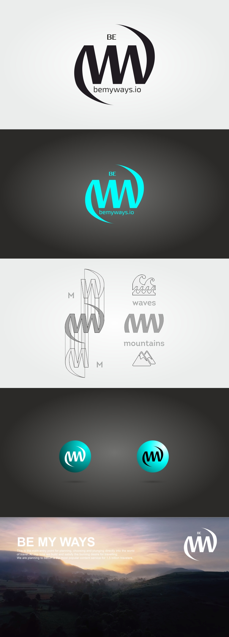 Разработка логотипа и иконки для Travel Video Platform фото f_7225c35d576b6285.jpg