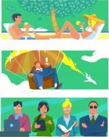 Иллюстрации для слайдера
