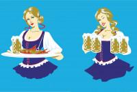 персонаж для пива Левенбрау