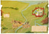 Карта для Козловицы