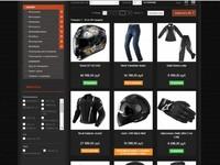 Наполнение сайта интернет-магазина товарами (100 позиций)