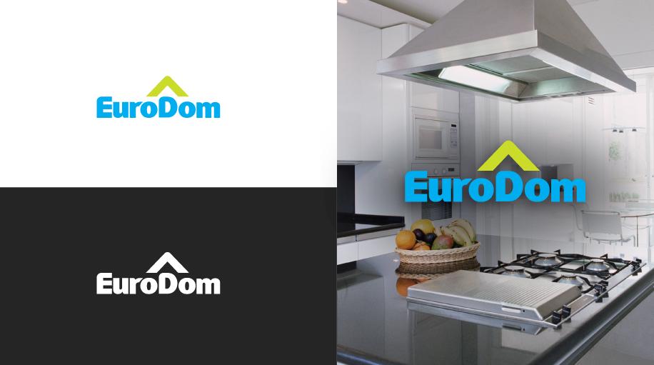 eurodom_ вариант логотипа