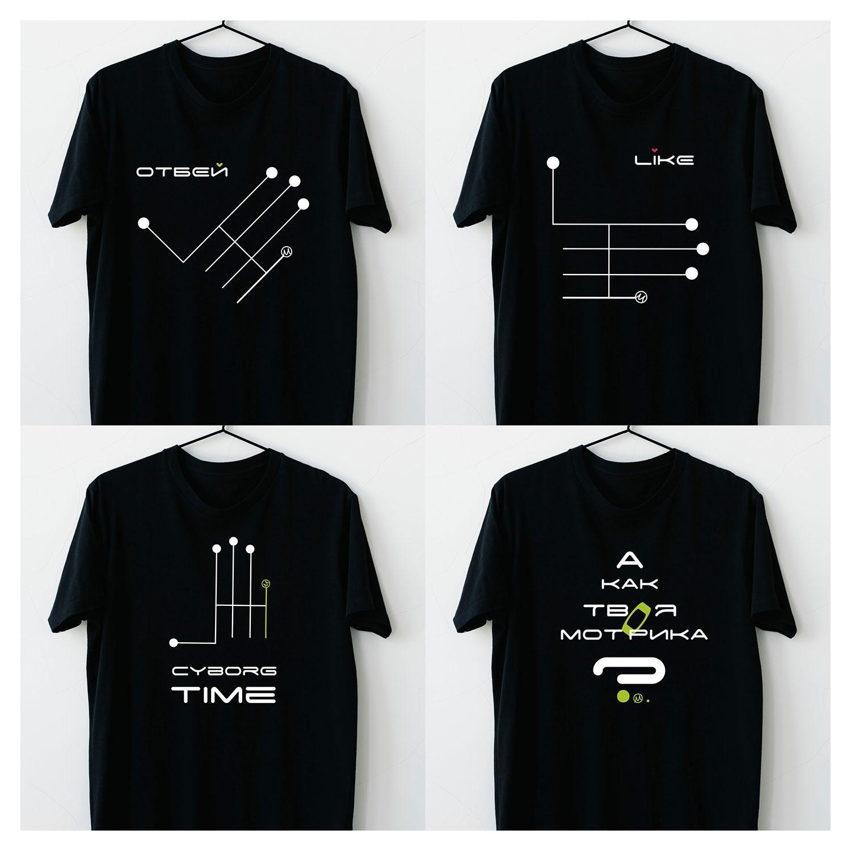 Нарисовать принты на футболки для компании Моторика фото f_336609d4546272ce.jpg