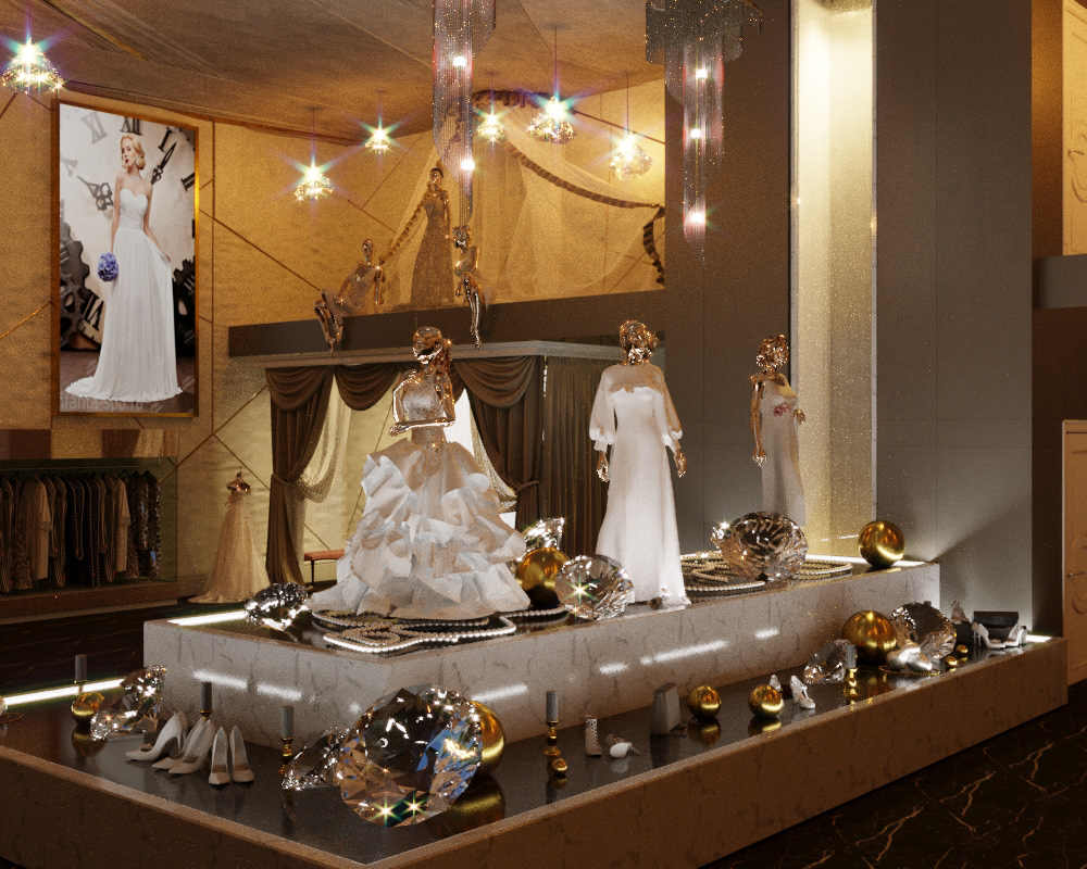 "Свадебный салон ""Diamond"""