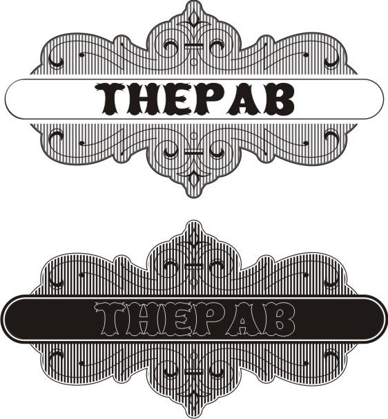 "Разработка логотипа торговой марки ""THEPUB"" фото f_35351f3e033be478.jpg"