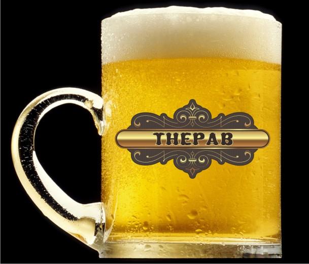 """Разработка логотипа торговой марки """"THEPUB"""" фото f_53451f3de708d561.jpg"""