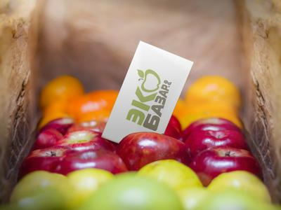 Логотип компании натуральных (фермерских) продуктов фото f_105593fc394810c0.jpg
