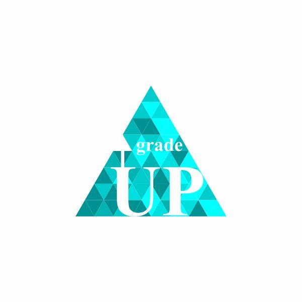 "Логотип интернет магазина ""Модный UPGRADE"" фото f_339594790cf11cf4.jpg"