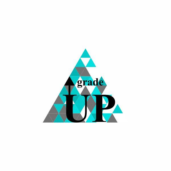 "Логотип интернет магазина ""Модный UPGRADE"" фото f_585594790c2eebfc.jpg"