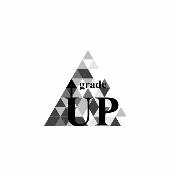 "Логотип интернет магазина ""Модный UPGRADE"" фото f_626594790ca21d32.jpg"