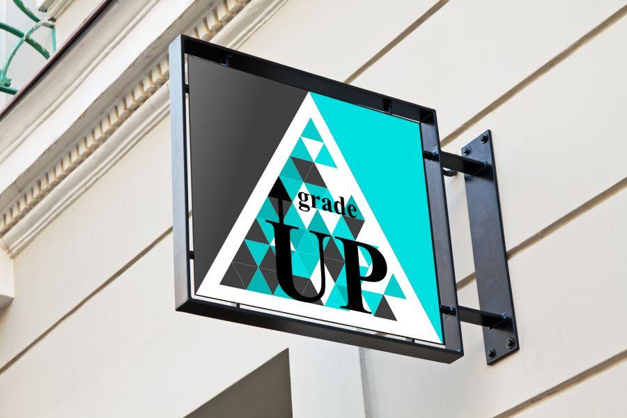 "Логотип интернет магазина ""Модный UPGRADE"" фото f_965594790e19bcdb.jpg"