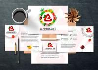 "Logo and Presentation Design ""Агро Имплэс ЛТД"""