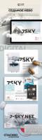 Дизайн презентации креативного агенства