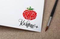 "Logo Design ""Конти +"""