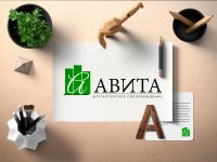 "Logo Design ""Aвита"""