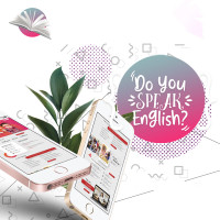Дизайн landing Page франшизы #GO_ENGLISH