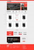 Дизайн интернет-магазина по продаже кухонь