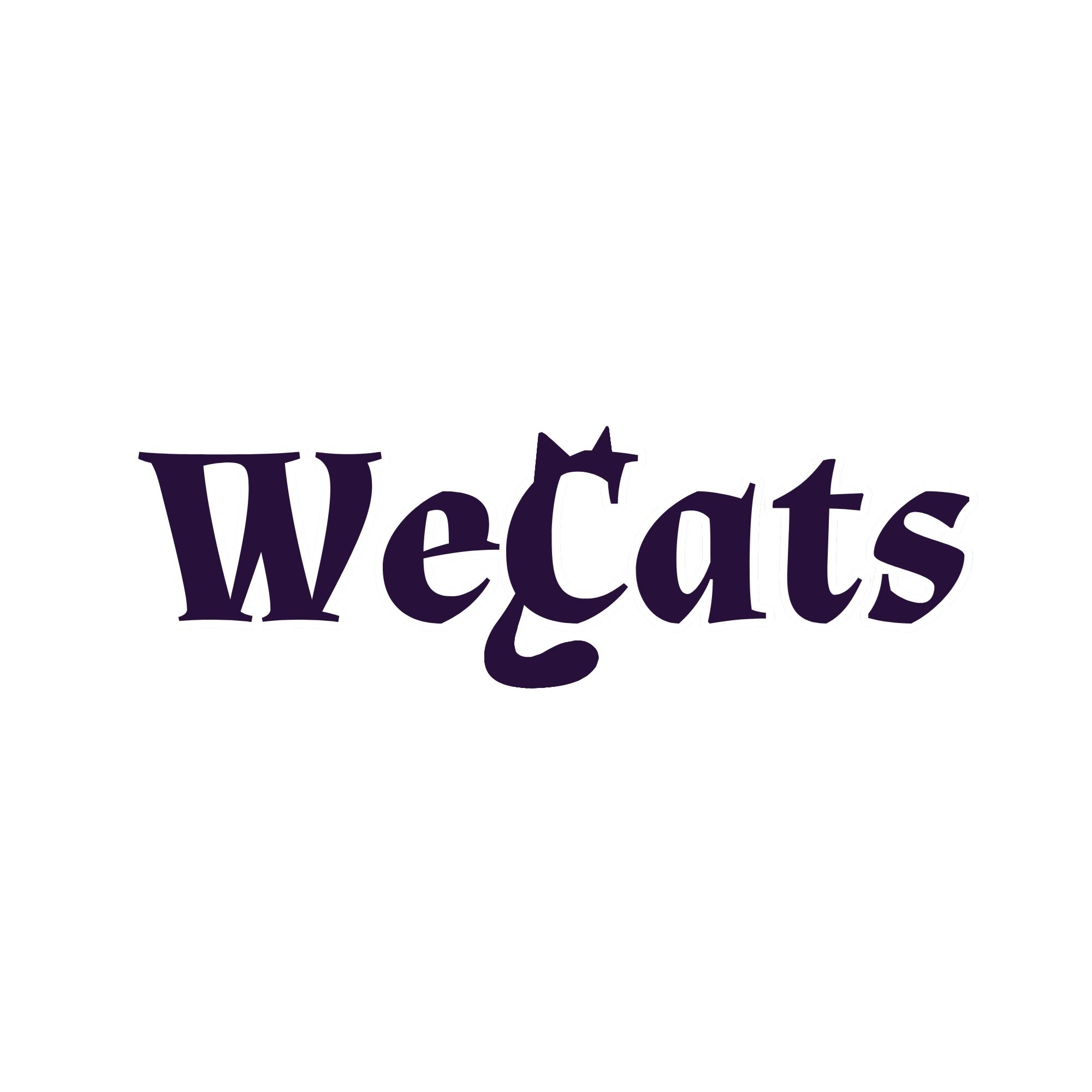 Создание логотипа WeCats фото f_5165f196f591eb75.jpg