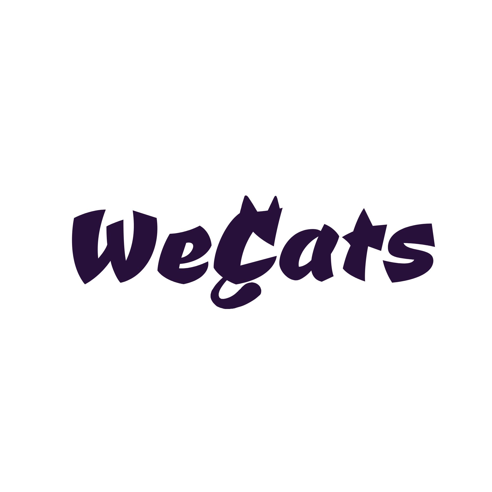 Создание логотипа WeCats фото f_8865f196f3b42b75.png
