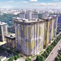 "Residential Complex ""OAZIS"""