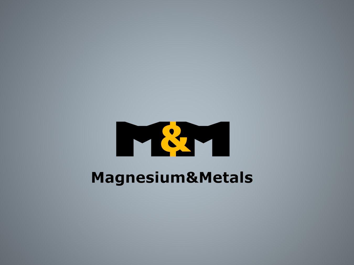 Логотип для проекта Magnesium&Metals фото f_4e92c565dba1e.jpg