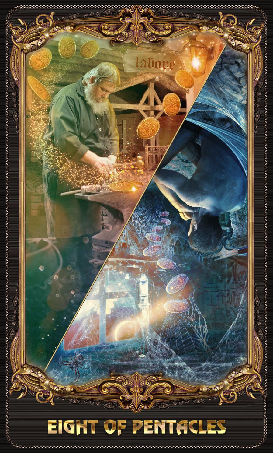 Ищем художника для создания колоды Таро в стиле киберпанк фото f_71558f4ac715571d.jpg