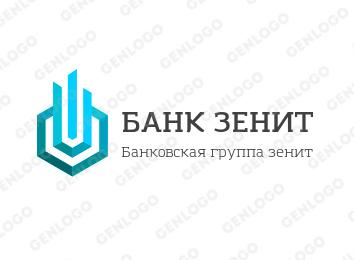 Разработка логотипа для Банка ЗЕНИТ фото f_3505b4728b3bd503.png