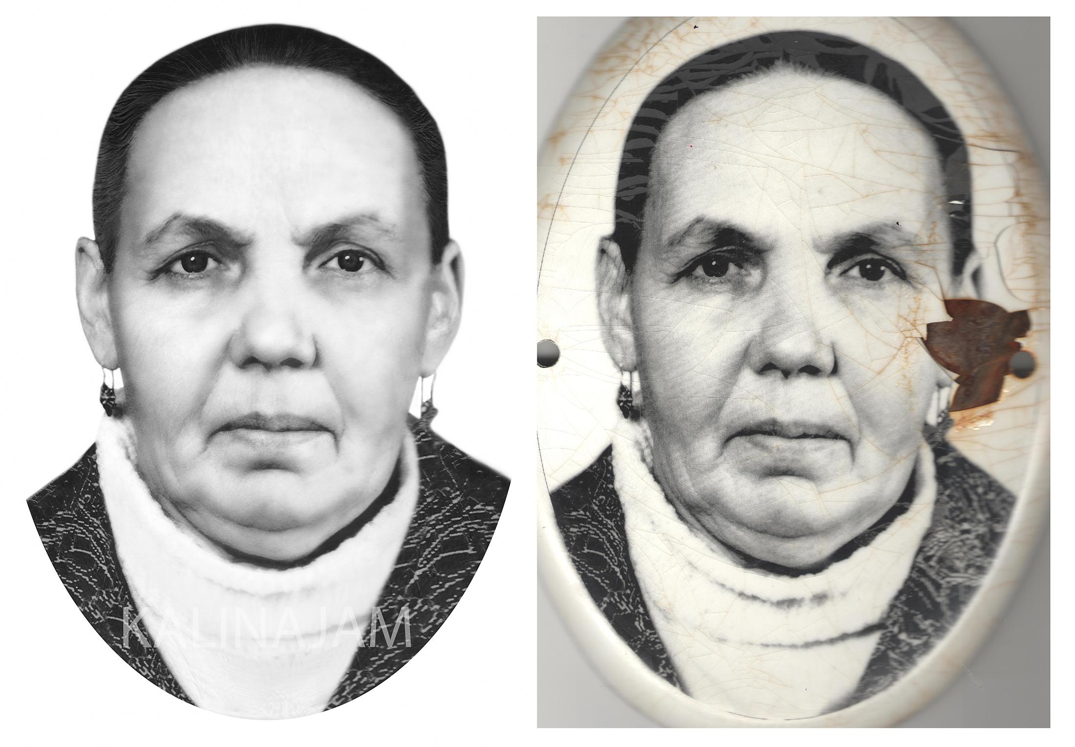Ретушь и восстановление старых фотографий