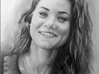 Портрет карандашом по вашему фото. Формат а4, а3, а2